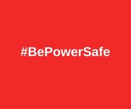 BePowerSafe Hashtag