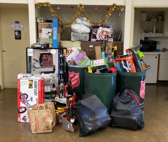 Holiday Toy Drive 2019