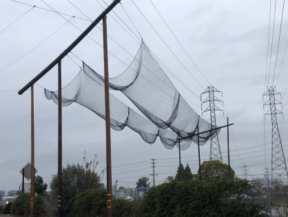 PG&E Nets Across Montague Expy