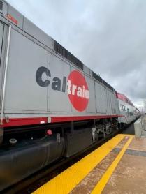 CalTrain train