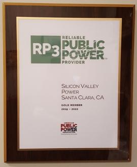 RP3 Award 2019